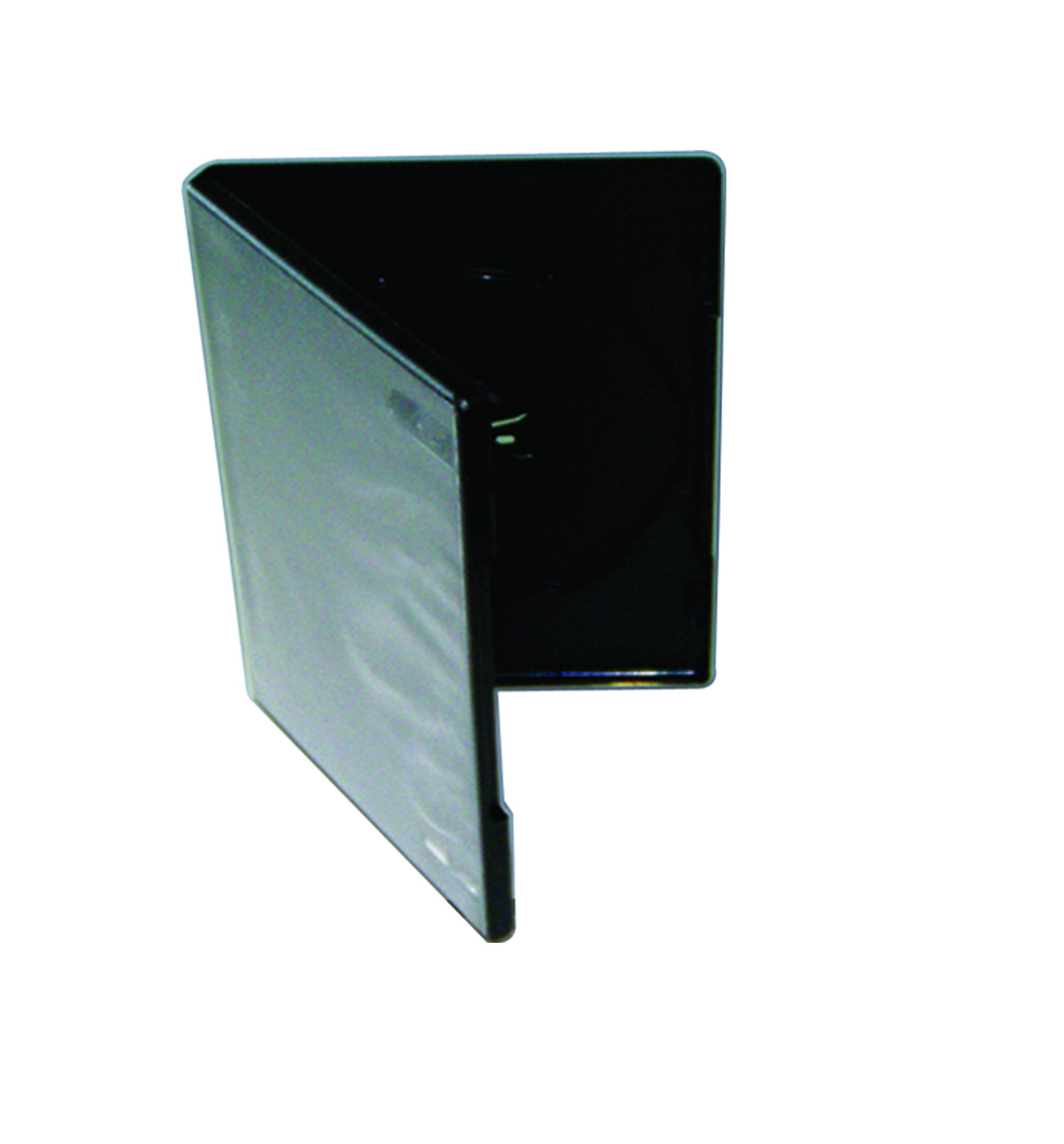 Single Pack CD/DVD Album Black 14MM A Grade - 25 pack