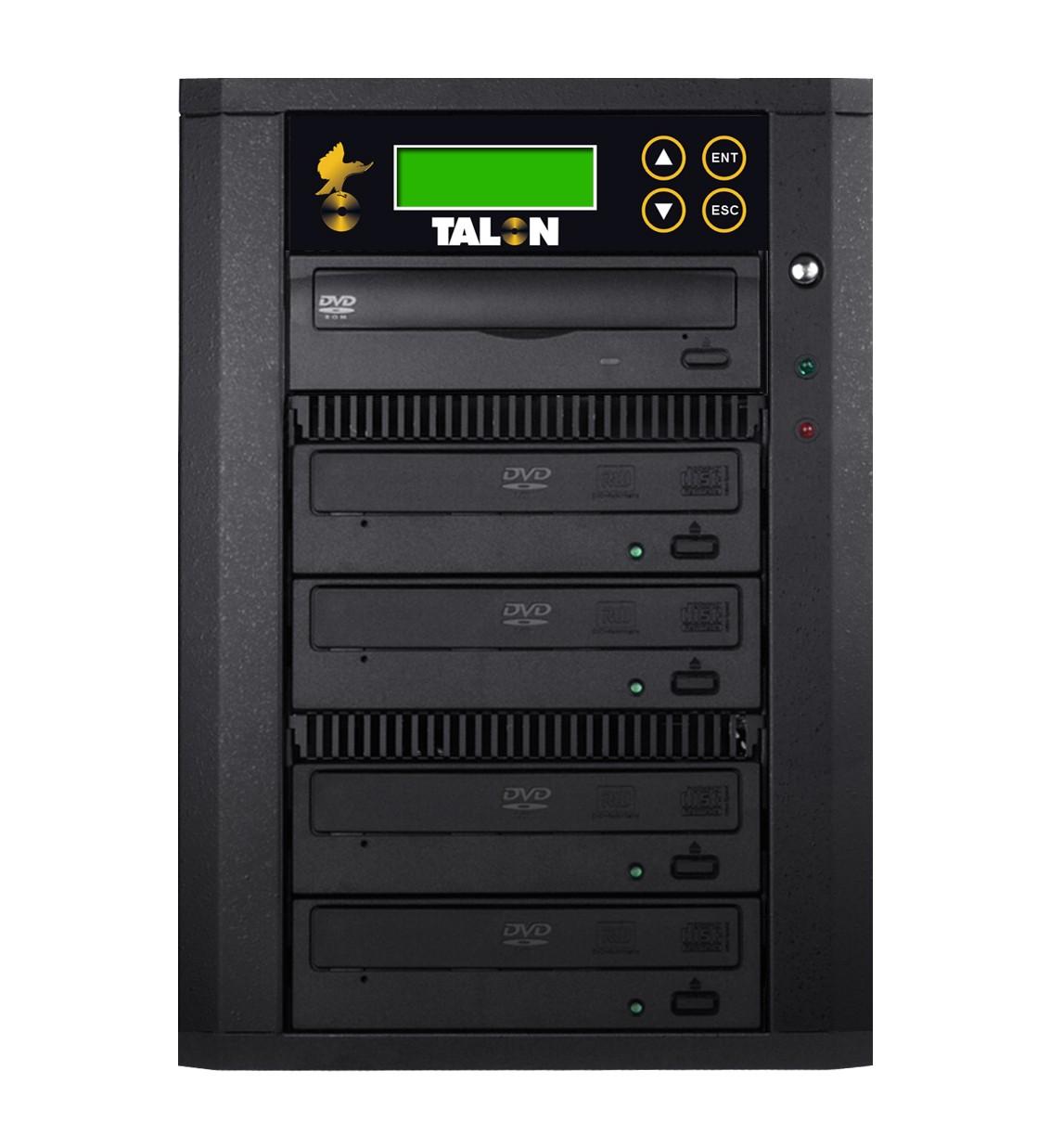 Talon 4 Drive DVD/CD Duplicator