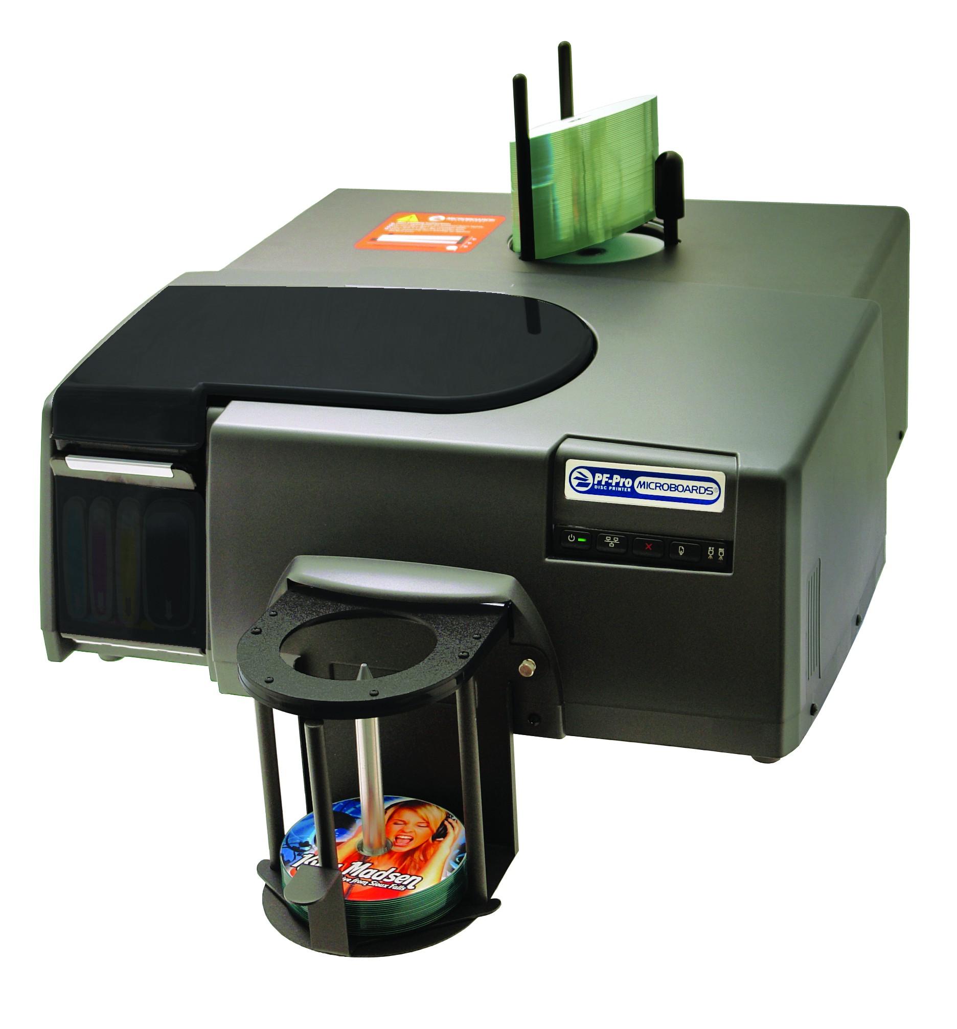 Microboards PF Pro CD/DVD Printer