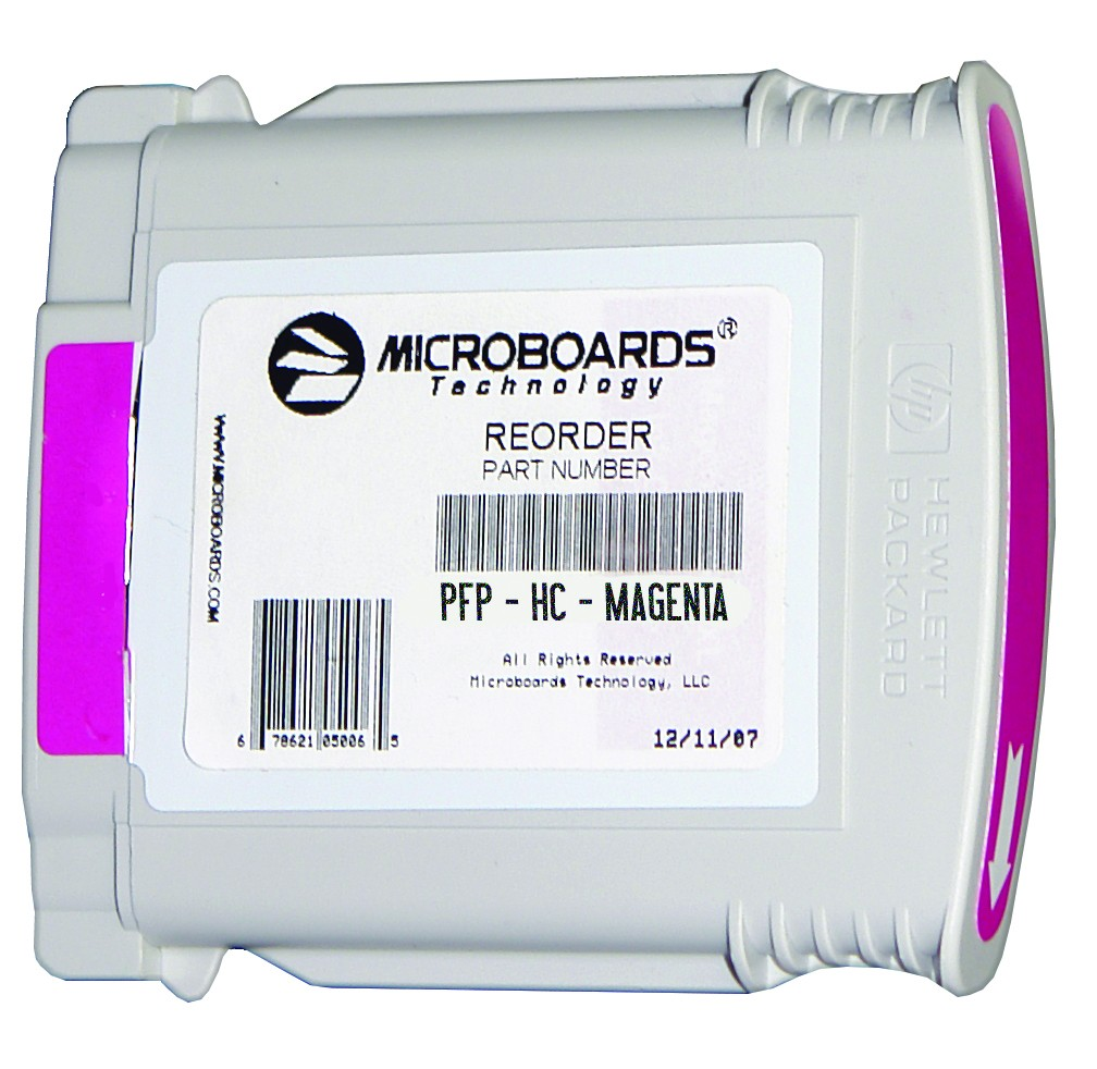 Microboards PF-Pro Ink Cartridge PFP-HC-Magenta 1 pack