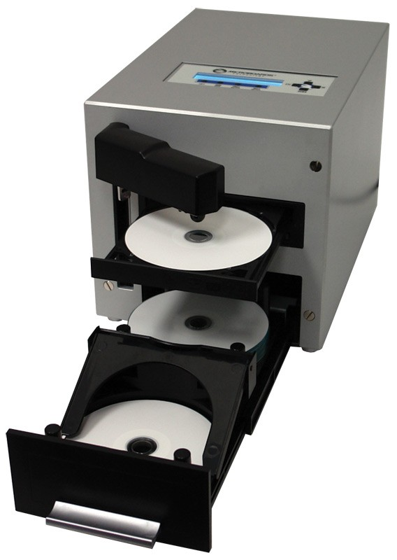 QUIC DISC BLU-RAY AUTOLOADER