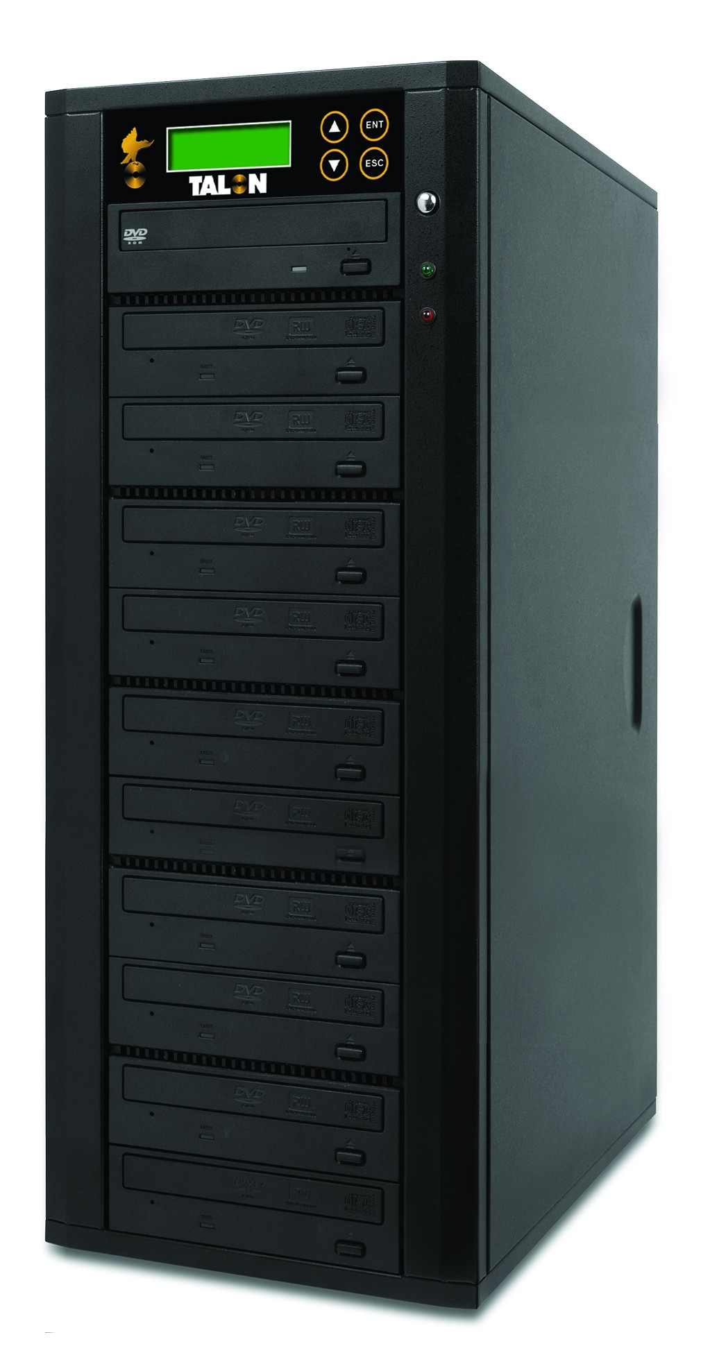 Talon 10 Drive DVD/CD Duplicator