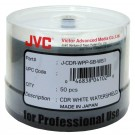 JVC/Taiyo Yuden WaterShield CD-R White - 50 pack
