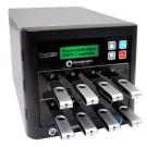 7-Slot USB Flash Duplicator