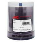 JVC/Taiyo Yuden DVD-R 16x 4.7 GB Silver Lacquer Thermal - 100 pack