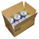 JVC/Taiyo Yuden DVD-R 16x 4.7 GB Silver Lacquer Thermal - 600 pack