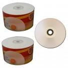 Premium 52X CD-R Silver Inkjet Hub Printable 100 pack